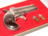 Remington over-under derringer