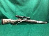 Grizzly Custom Guns--Brush Hawg Lever Gun, NIB