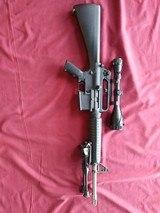 Armalite AR-10A2, 7,62x51 HDB