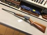 WINCHESTER model 63 carbine