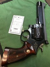 SMITH & WESSON model 27 - 1 of 15