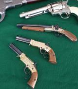 1854 VOLCANIC PISTOL MINIATURE by BURKE GALLERY GUNS! - 5 of 11