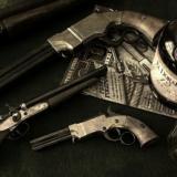 1854 VOLCANIC PISTOL MINIATURE by BURKE GALLERY GUNS! - 11 of 11