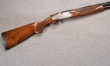 "beretta 687 eell 12 ga sporting shotgun, 28"" barrels"