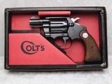 1970 Colt Cobra in Original Box