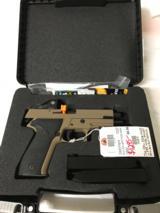 SIG SAUER P226 MK25 RX 9MM w/Romeo Reflex Sight