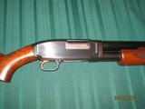Winchester model 12 12 gauge upgraded