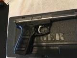 Tiger 22/45 semi auto pistol .22 LR Stainless - 4 of 5