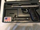 Tiger 22/45 semi auto pistol .22 LR Stainless - 2 of 5