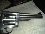 Ruger Redhawk stainless .41 mag revilver - 5 of 10