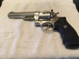 Ruger Redhawk Stainless .44 mag - 5 of 6
