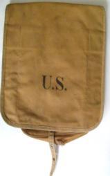 Pre-WWI M1885,Haversack Rock Island Arsenal 1903,US - 1 of 1