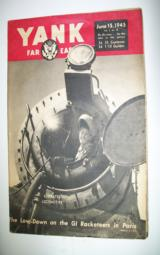 Yank Magazine Far East Issue June 15, 1945 - 1 of 1