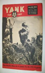 Yank Magazine Far East Edition, July 20, 1945 - 1 of 1