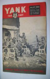 Yank Magazine, Far Eat Edition, July 27, 1945