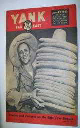 Yank Magazine Far East Edition, June 29, 1945 - 1 of 1