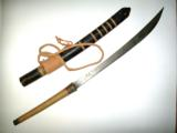 Asian Two Handed sword - 1 of 1