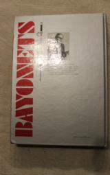 Bayonets From Janzen's Notebook, 2nd Printing Hardbound SIGNED By the Author (RARE) - 10 of 10