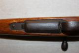 Arisaka Type 99 Short Rifle Toyo Kogyo Series 34. 7.7mm Japanese. Shortened stock, Mum intact. - 7 of 15