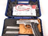Smith and Wesson Model 5946 9mm with Box and Papers!