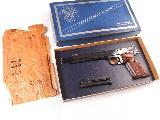 Smith and Wesson Model 41 Very Early Issue in Mint Condition with Box!