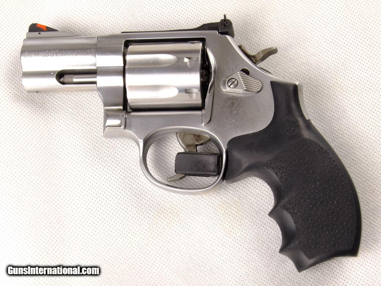 smith and wesson model 686 serial number date