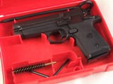 Mint Unfired Star M43 Firestar 9mm Blue Steel Semi-Automatic Pistol