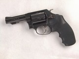 "Rare Smith and Wesson Model 36 3"" Classic Series .38spl +P with Factory Box, Etc - 2 of 9"