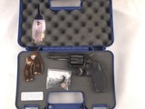 "Rare Smith and Wesson Model 36 3"" Classic Series .38spl +P with Factory Box, Etc - 1 of 9"