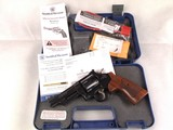 "Smith and Wesson Model 29-10 4"" .44 Magnum Classic Series Revolver with Factory Box, Papers, Etc."