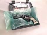 Rare Unfired Ruger New Model Single Six .22 Baby Vaquero (Vaquerito) with Factory Hard Case, etc!