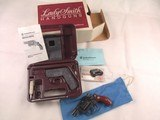Smith and Wesson Model 36-2 LadySmith Complete Package-Mint/Unfired!