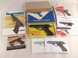 Rare Whitney Wolverine .22lr Pistol with Factory Box and Extras!