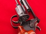 """Beautiful Smith and Wesson Model 17-6 Full Lug .22LR 6"""" Revolver with Factory Box - 10 of 14"""