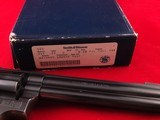 """Beautiful Smith and Wesson Model 17-6 Full Lug .22LR 6"""" Revolver with Factory Box - 14 of 14"""
