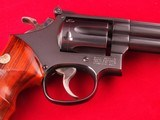 """Beautiful Smith and Wesson Model 17-6 Full Lug .22LR 6"""" Revolver with Factory Box - 3 of 14"""