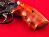 """Beautiful Smith and Wesson Model 17-6 Full Lug .22LR 6"""" Revolver with Factory Box - 6 of 14"""