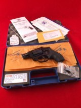 Smith and Wesson Model 432PD .32 H&R Magnum Revolver with Factory Case, Etc.