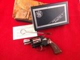 Rare Smith and Wesson Model 37 (No Dash) Pinto Square Butt .38spl Revolver