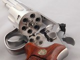 """Exceptional Smith and Wesson Model 617 (no dash) 6"""" .22LR Full Target - 15 of 15"""