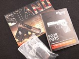 """Sig Sauer P238 """"Stand for the National Anthem"""" Limited Edition .380 acp Semi-Automatic Pistol - 9 of 9"""