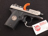 """Sig Sauer P238 """"Stand for the National Anthem"""" Limited Edition .380 acp Semi-Automatic Pistol - 2 of 9"""