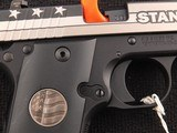 """Sig Sauer P238 """"Stand for the National Anthem"""" Limited Edition .380 acp Semi-Automatic Pistol - 8 of 9"""