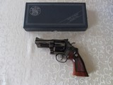 Smith & Wesson 27-2 3 1/2