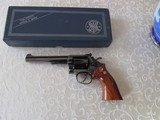 Smith & Wesson 17-3 22 LR 99% in Box K Series - 1 of 5