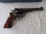 Smith & Wesson 17-3 22 LR 99% in Box K Series - 3 of 5