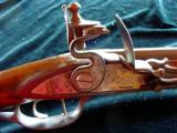 36 cal Hatfield Kentucky Style Flintlock Squirrel Rifle with Letter