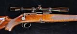 Pre-64 Left Hand 52 B Winchester Sporter 22 - 3 of 15