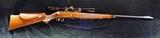 Pre-64 Left Hand 52 B Winchester Sporter 22