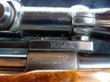 Pre-64 Left Hand 52 B Winchester Sporter 22 - 13 of 15